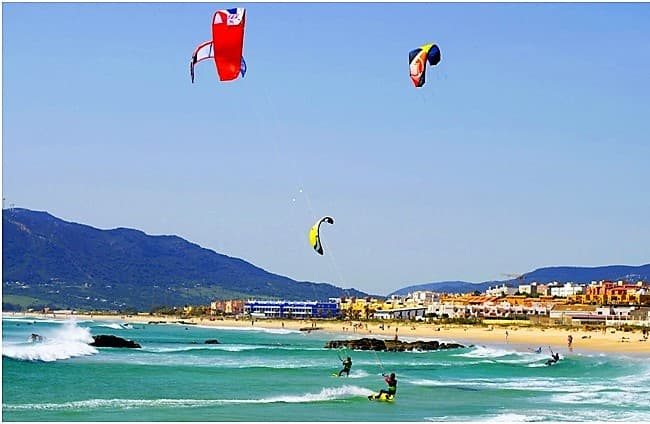 Playa en Tarifa